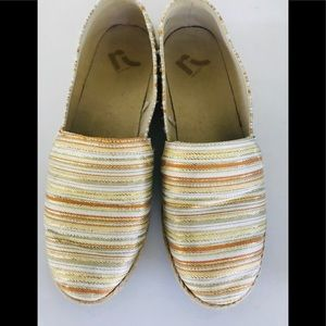 REPORT LADIES Earth Tone COLORS SLIP ONS SHOES